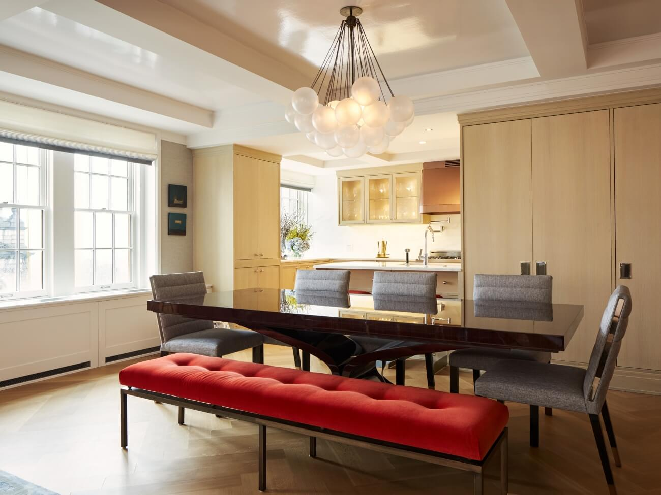 Dinning Room Central Park West Project